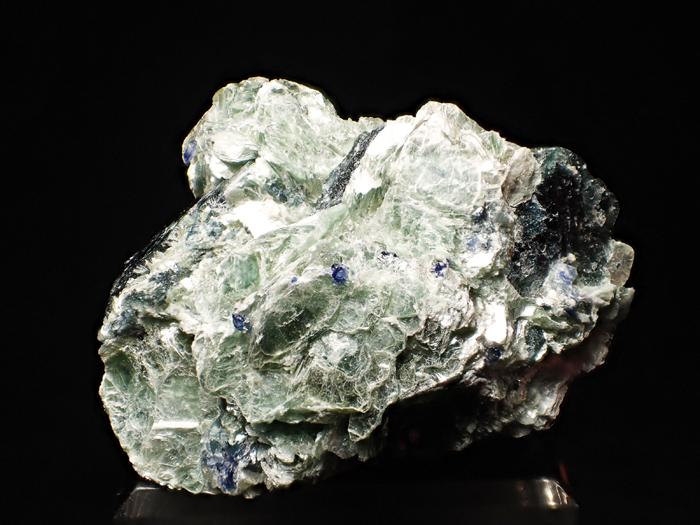 アフガニスタン産ドラバイト−ウバイト&サファイア (Dravite-Uvite & Sapphire / Afghanistan)-photo2