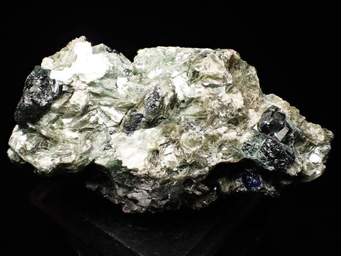 アフガニスタン産ドラバイト−ウバイト&サファイア (Dravite-Uvite & Sapphire / Afghanistan)-photo5