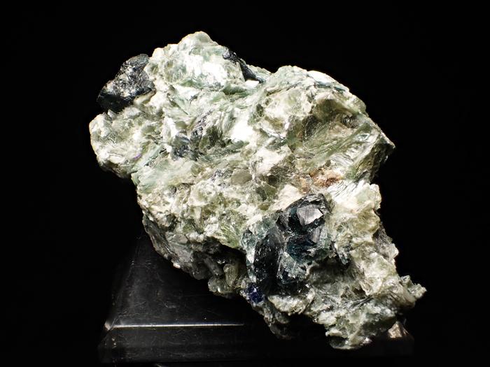 アフガニスタン産ドラバイト−ウバイト&サファイア (Dravite-Uvite & Sapphire / Afghanistan)-photo6