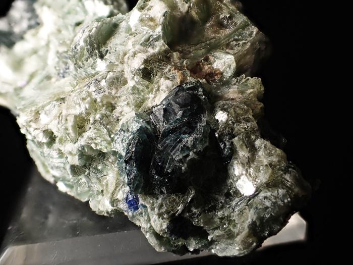 アフガニスタン産ドラバイト−ウバイト&サファイア (Dravite-Uvite & Sapphire / Afghanistan)-photo15