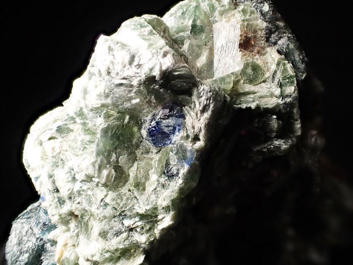 アフガニスタン産ドラバイト−ウバイト&サファイア (Dravite-Uvite & Sapphire / Afghanistan)-photo10