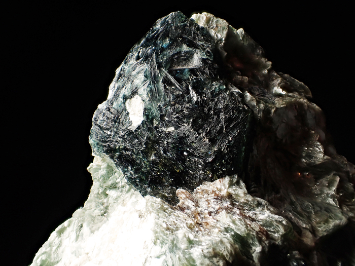 アフガニスタン産ドラバイト−ウバイト&サファイア (Dravite-Uvite & Sapphire / Afghanistan)-photo13