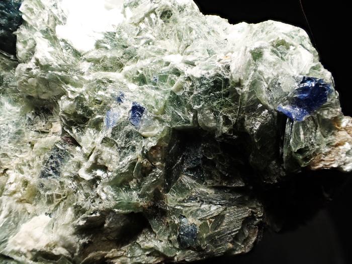 アフガニスタン産ドラバイト−ウバイト&サファイア (Dravite-Uvite & Sapphire / Afghanistan)-photo20