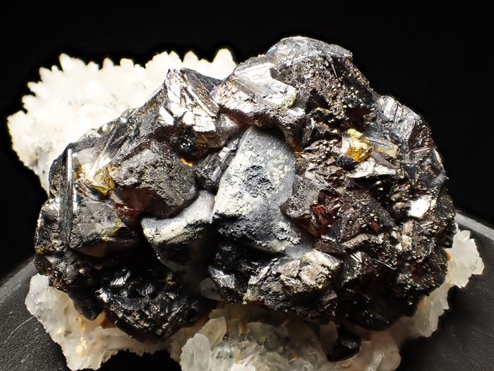 ブルガリア産クォーツ、スファレライト&ガレーナ(Quartz, Sphalerite & Galena / Bulgaria)-photo12