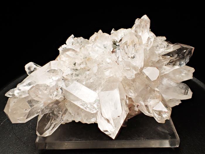 アイルランド産クォーツ、クリノクロア&ヘマタイト (Quartz, Clinochlore & Hematite / Ireland)-photo0