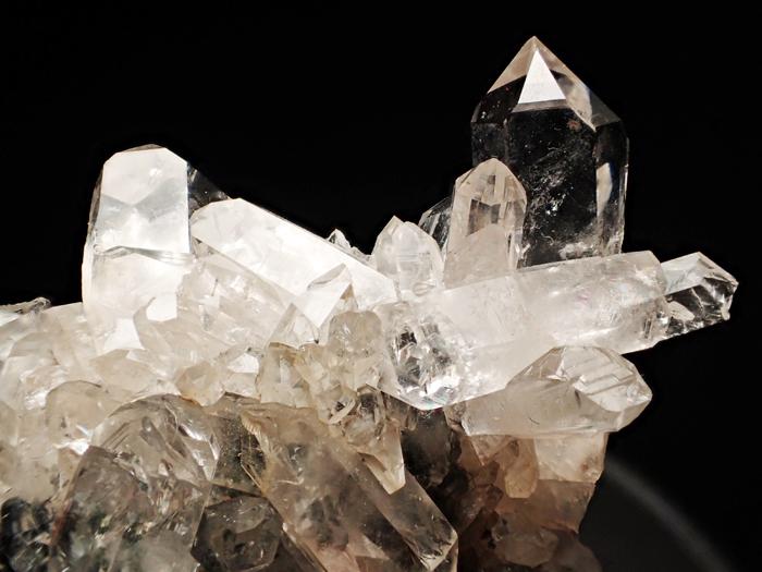 アイルランド産クォーツ、クリノクロア&ヘマタイト (Quartz, Clinochlore & Hematite / Ireland)-photo8