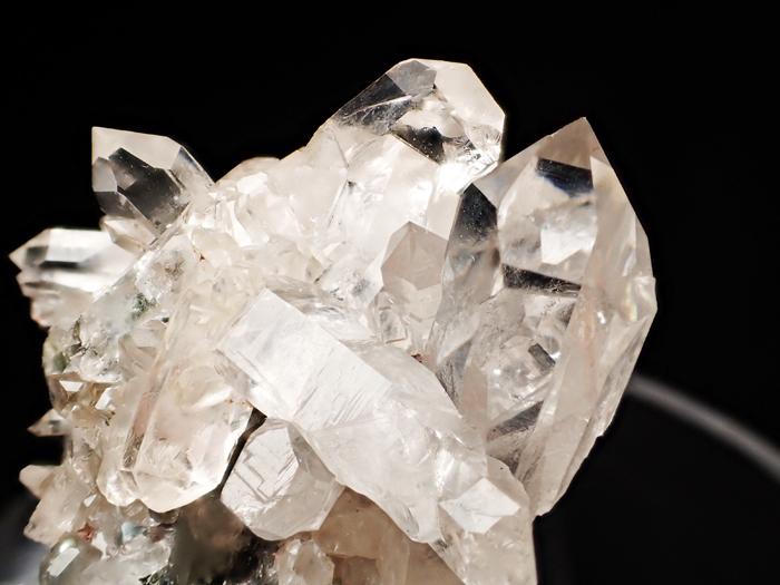 アイルランド産クォーツ、クリノクロア&ヘマタイト (Quartz, Clinochlore & Hematite / Ireland)-photo9