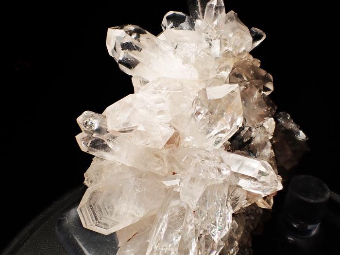 アイルランド産クォーツ、クリノクロア&ヘマタイト (Quartz, Clinochlore & Hematite / Ireland)-photo11
