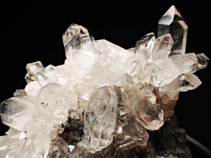 アイルランド産クォーツ、クリノクロア&ヘマタイト (Quartz, Clinochlore & Hematite / Ireland)-photo14
