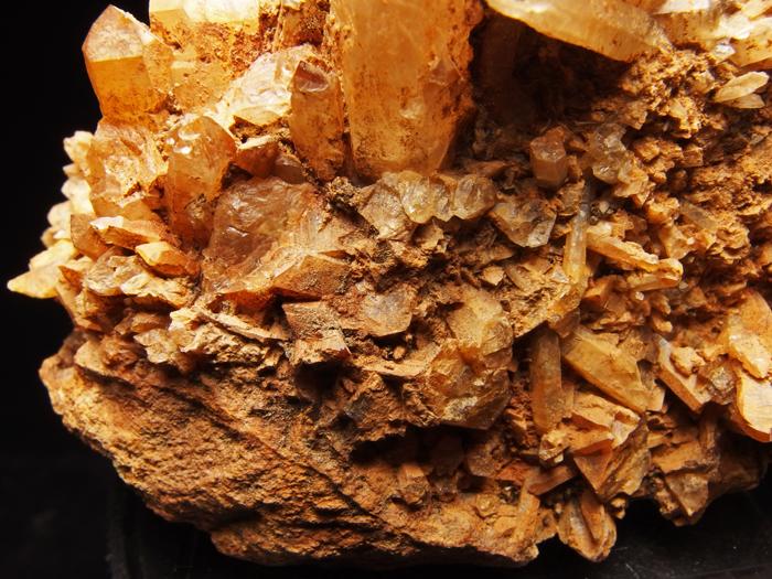 岐阜県荘川町産 松茸水晶&黄鉄鉱 (Scepter Quartz & Pyrite/ Japan)-photo7