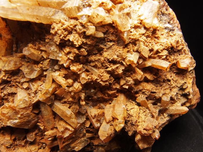 岐阜県荘川町産 松茸水晶&黄鉄鉱 (Scepter Quartz & Pyrite/ Japan)-photo8