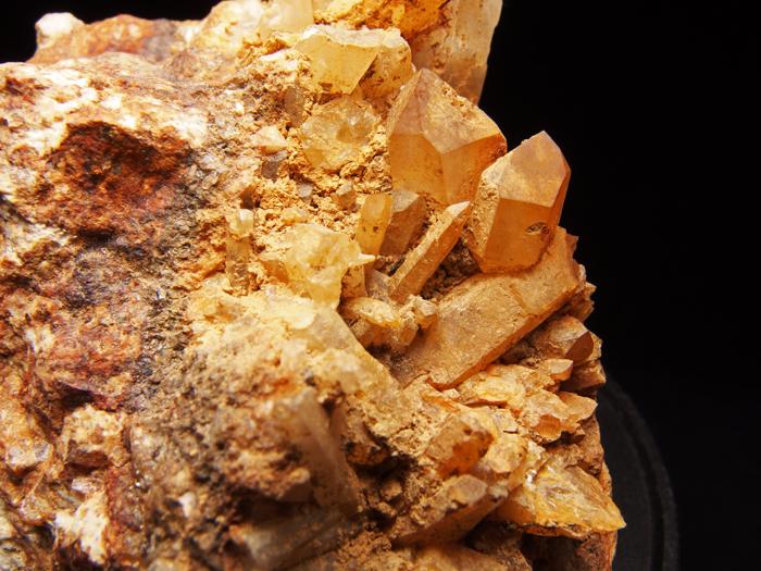 岐阜県荘川町産 松茸水晶&黄鉄鉱 (Scepter Quartz & Pyrite/ Japan)-photo11