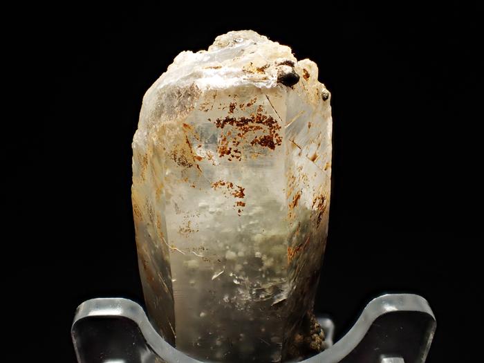 大分県尾平鉱山産 水晶、クーク石&透閃石 <まりも水晶> (Quartz, Cookeite & Tremolite / Japan)-photo11