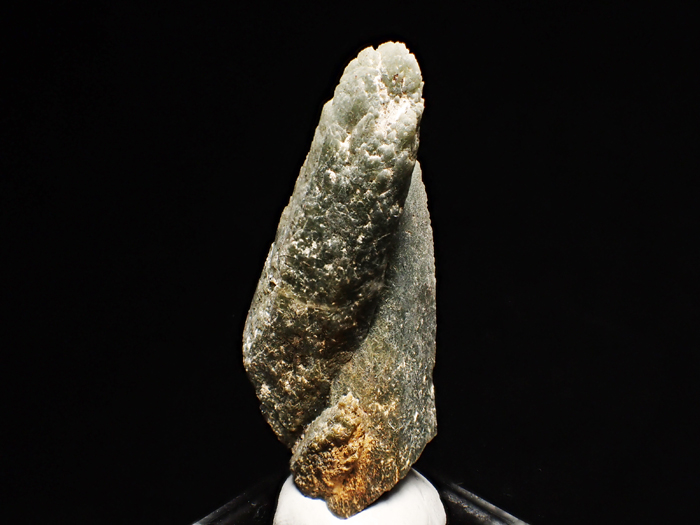 岐阜県柿野鉱山産 水晶&緑閃石 (Quartz & Actinolite / Japan)-photo1