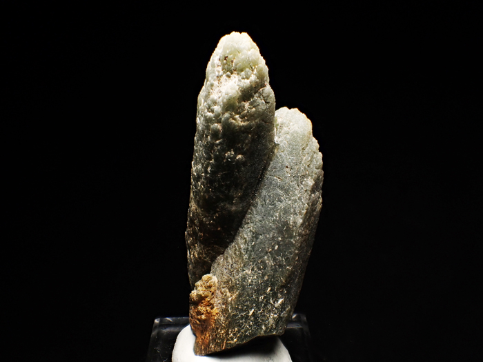 岐阜県柿野鉱山産 水晶&緑閃石 (Quartz & Actinolite / Japan)-photo2