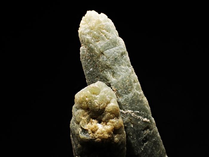 岐阜県柿野鉱山産 水晶&緑閃石 (Quartz & Actinolite / Japan)-photo11