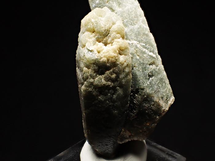 岐阜県柿野鉱山産 水晶&緑閃石 (Quartz & Actinolite / Japan)-photo15