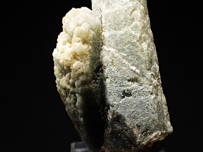岐阜県柿野鉱山産 水晶&緑閃石 (Quartz & Actinolite / Japan)-photo16