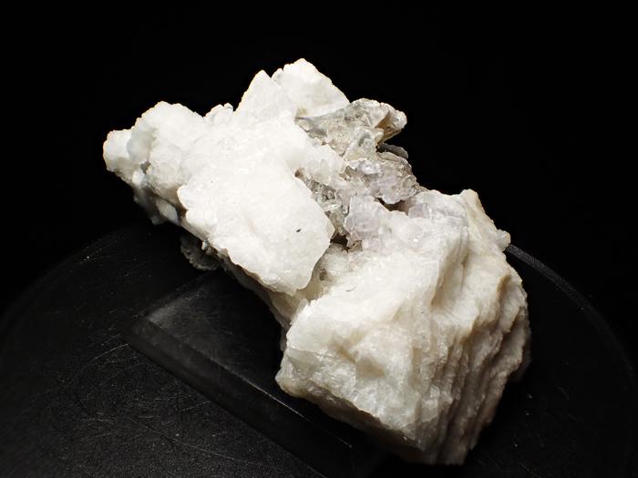 メイン産フローアパタイト、クォーツ&モスコバイト (Fluorapatite, Quartz & Muscovite / Maine)-photo5