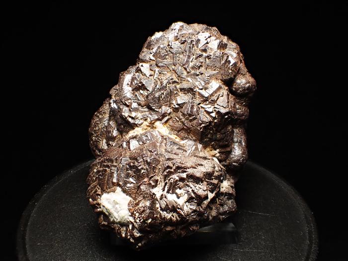 メキシコ産ゲーサイト <パイライト仮晶> (Goethite Pseudomorph after Pyrite / Mexico)-photo2