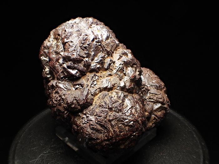 メキシコ産ゲーサイト <パイライト仮晶> (Goethite Pseudomorph after Pyrite / Mexico)-photo7