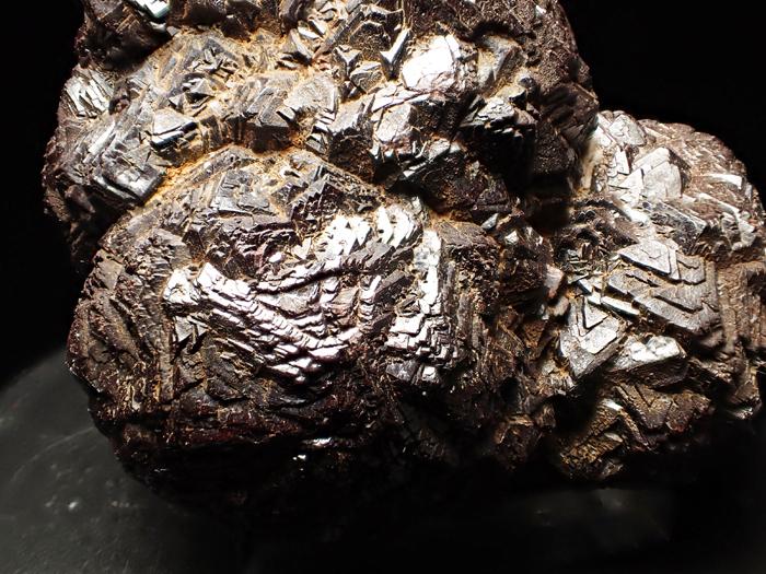 メキシコ産ゲーサイト <パイライト仮晶> (Goethite Pseudomorph after Pyrite / Mexico)-photo13
