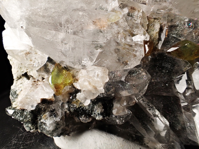 パキスタン産クォーツ、チタナイト&クローライト (Quartz, Titanite & Chlorite / Pakistan)-photo16