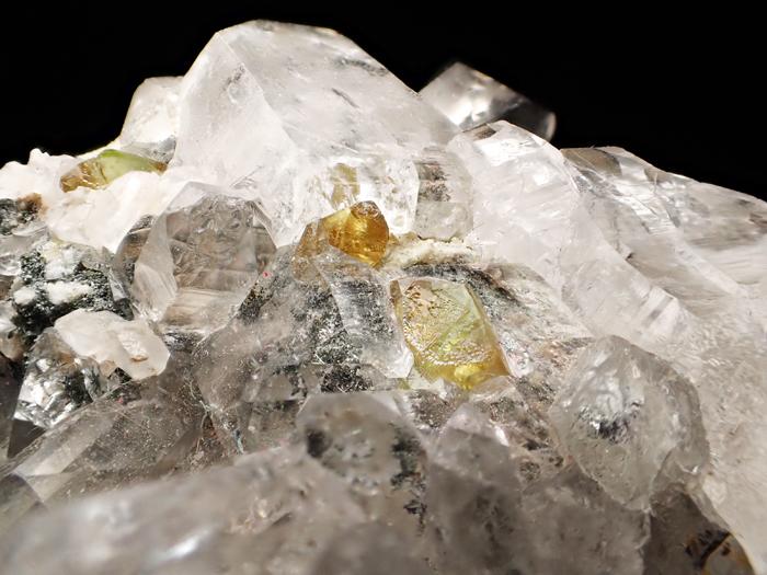 パキスタン産クォーツ、チタナイト&クローライト (Quartz, Titanite & Chlorite / Pakistan)-photo21