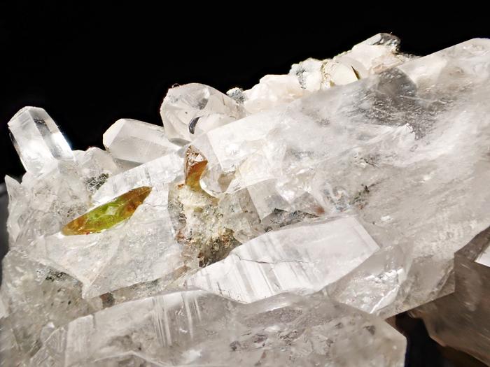 パキスタン産クォーツ、チタナイト&クローライト (Quartz, Titanite & Chlorite / Pakistan)-photo23