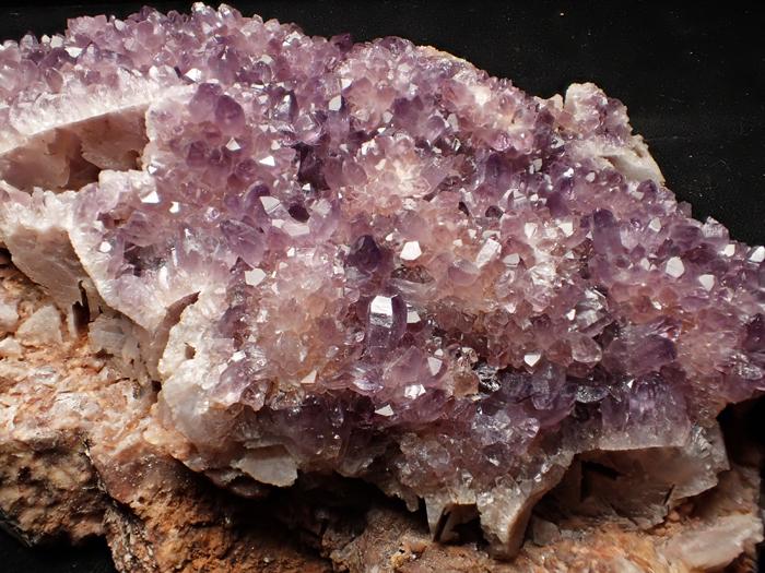 トルコ産アメジスト <バライト仮晶> (Amethyst Pseudomorph after Baryte / Turkey)-photo11