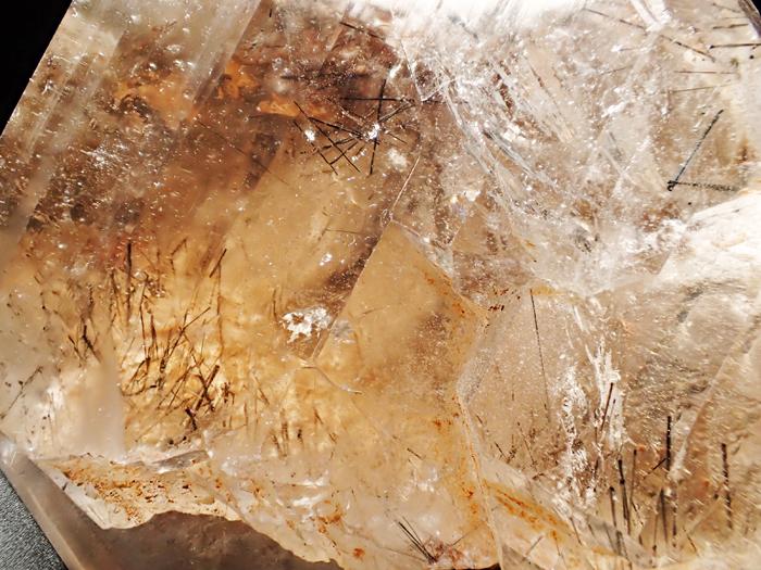 ザギマウンテン産スモーキークォーツ&リーベカイト (Smoky Quartz & Riebeckite / Zagi Mountain)-photo13