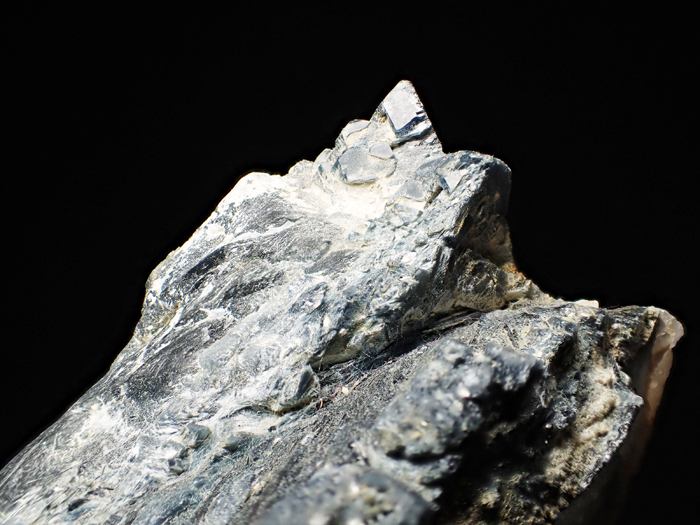ザギマウンテン産クォーツ&リーベカイト (Quartz & Riebeckite / Zagi Mountain)-photo14