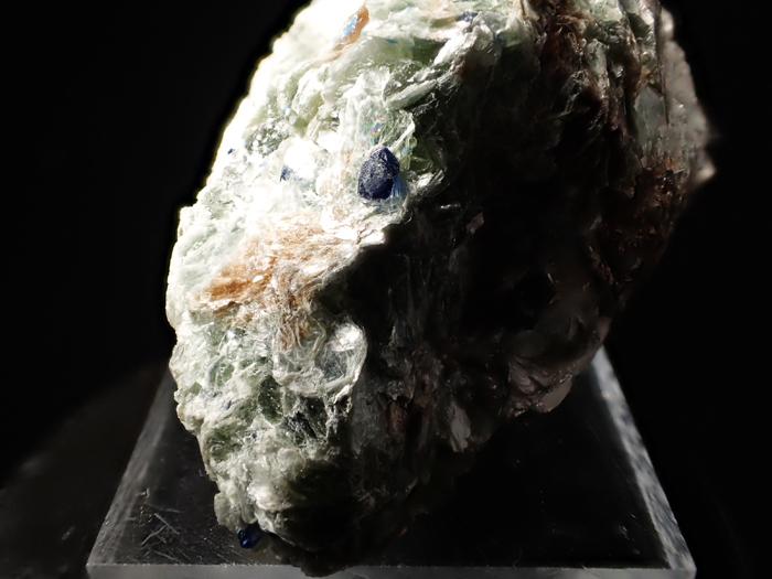 アフガニスタン産ドラバイト−ウバイト&サファイア (Dravite-Uvite & Sapphire / Afghanistan)-photo19