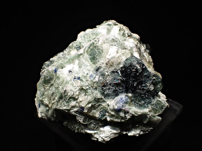 アフガニスタン産ドラバイト−ウバイト&サファイア (Dravite-Uvite & Sapphire / Afghanistan)-photo3