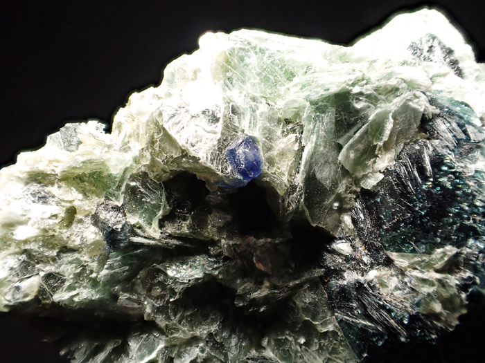 アフガニスタン産ドラバイト−ウバイト&サファイア (Dravite-Uvite & Sapphire / Afghanistan)-photo8