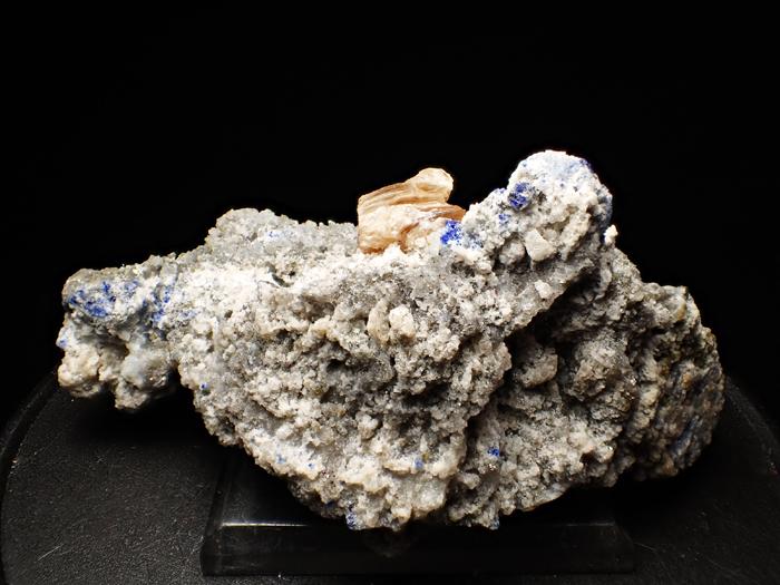 アフガニスタン産ラズライト、フロゴパイト&パイライト (Lazurite, Phlogopite & Pyrite / Afghanistan)-photo4