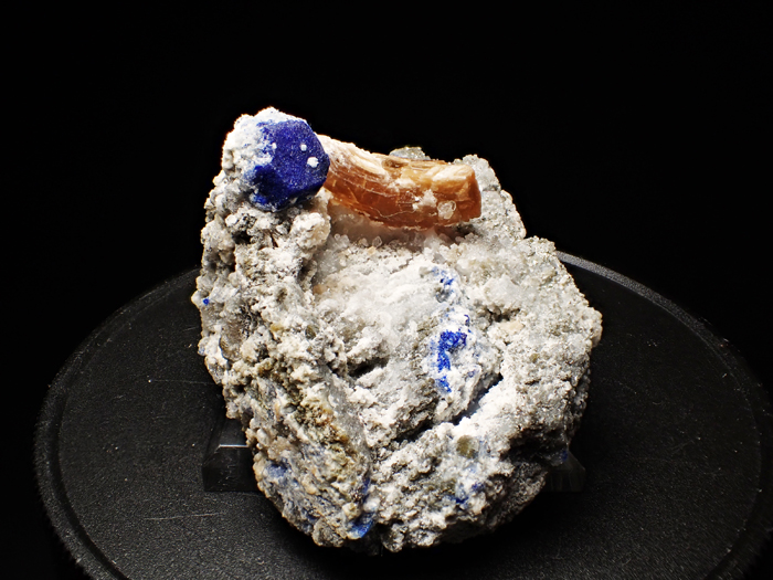 アフガニスタン産ラズライト、フロゴパイト&パイライト (Lazurite, Phlogopite & Pyrite / Afghanistan)-photo6