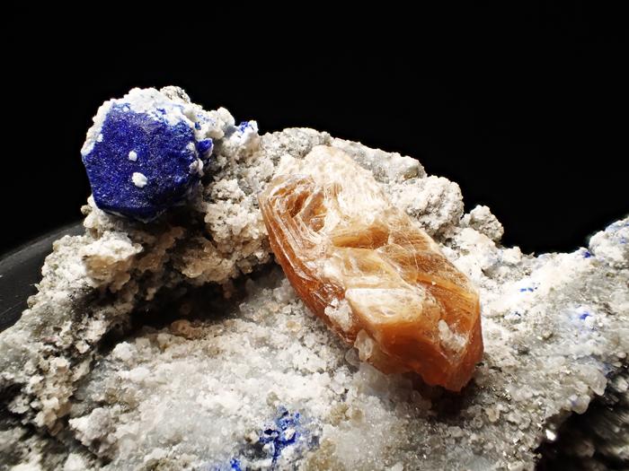 アフガニスタン産ラズライト、フロゴパイト&パイライト (Lazurite, Phlogopite & Pyrite / Afghanistan)-photo9
