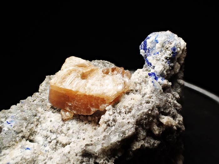 アフガニスタン産ラズライト、フロゴパイト&パイライト (Lazurite, Phlogopite & Pyrite / Afghanistan)-photo12
