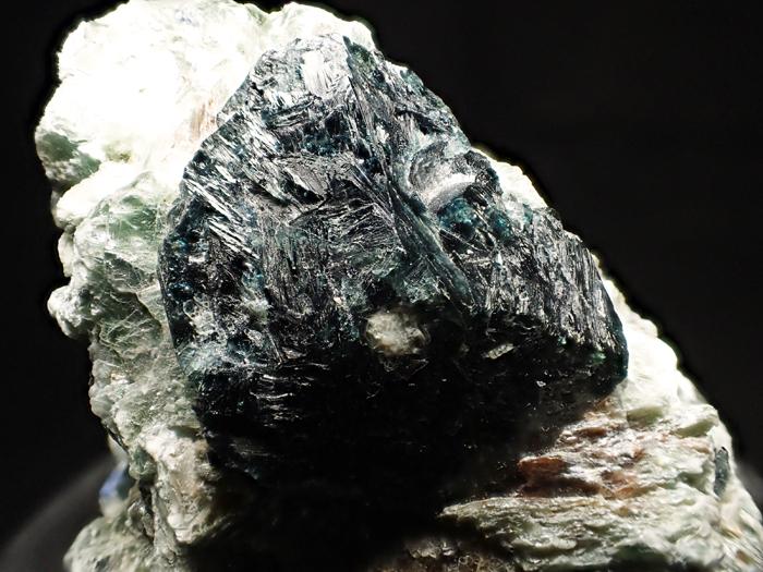 アフガニスタン産ドラバイト−ウバイト&サファイア (Dravite-Uvite & Sapphire / Afghanistan)-photo12