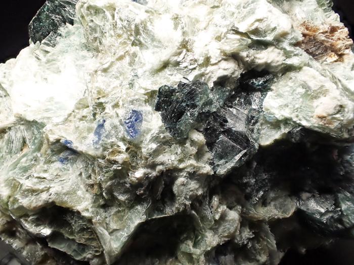 アフガニスタン産ドラバイト−ウバイト&サファイア (Dravite-Uvite & Sapphire / Afghanistan)-photo14