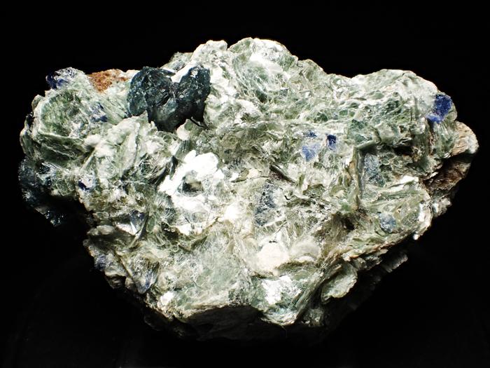 アフガニスタン産ドラバイト−ウバイト&サファイア (Dravite-Uvite & Sapphire / Afghanistan)-photo17