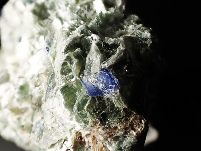 アフガニスタン産ドラバイト−ウバイト&サファイア (Dravite-Uvite & Sapphire / Afghanistan)-photo21