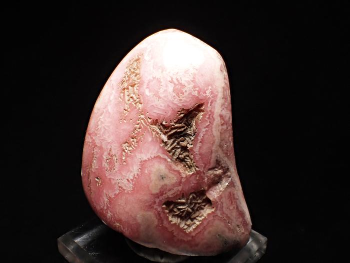アルゼンチン産ロードクロサイト (Rhodochrosite / Argentina)-photo1