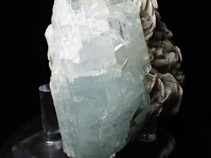 パキスタン産アクアマリン&モスコバイト (Aquamarine & Muscovite / Pakistan)-photo12