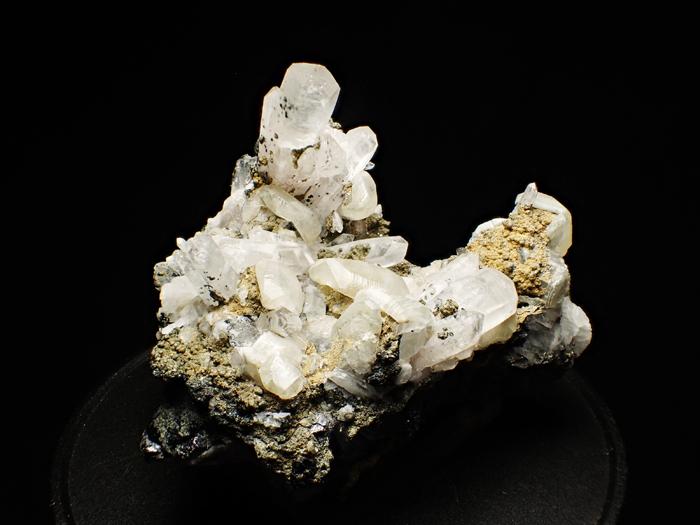 アゼルバイジャン産クローアパタイト、クォーツ、カルサイト&マグネタイト (Chlorapatite, Quartz, Calcite & Magnetite / Azerbaijan)-photo5