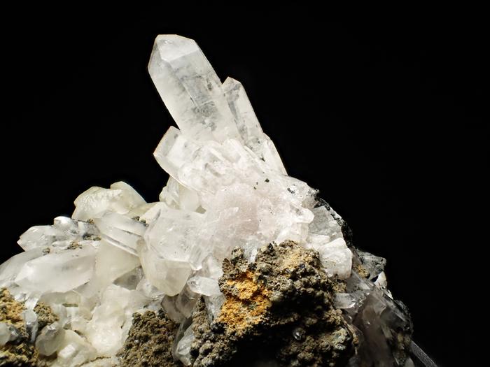 アゼルバイジャン産クローアパタイト、クォーツ、カルサイト&マグネタイト (Chlorapatite, Quartz, Calcite & Magnetite / Azerbaijan)-photo9