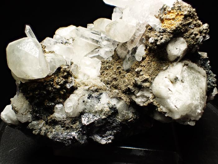アゼルバイジャン産クローアパタイト、クォーツ、カルサイト&マグネタイト (Chlorapatite, Quartz, Calcite & Magnetite / Azerbaijan)-photo14