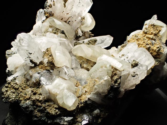アゼルバイジャン産クローアパタイト、クォーツ、カルサイト&マグネタイト (Chlorapatite, Quartz, Calcite & Magnetite / Azerbaijan)-photo19