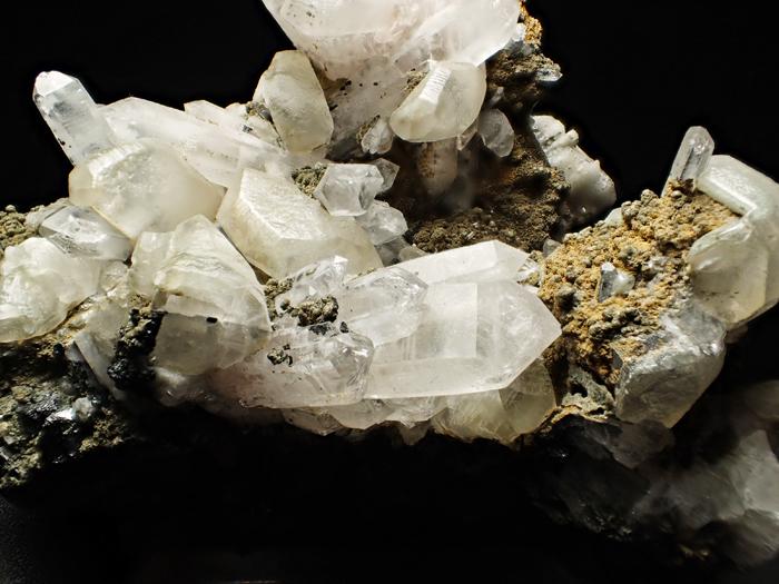 アゼルバイジャン産クローアパタイト、クォーツ、カルサイト&マグネタイト (Chlorapatite, Quartz, Calcite & Magnetite / Azerbaijan)-photo20